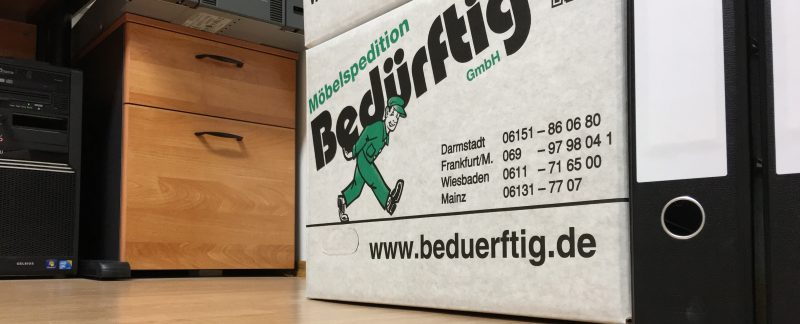 Firmenumzug Büroumzug Wiesbaden Bedürftig (2)