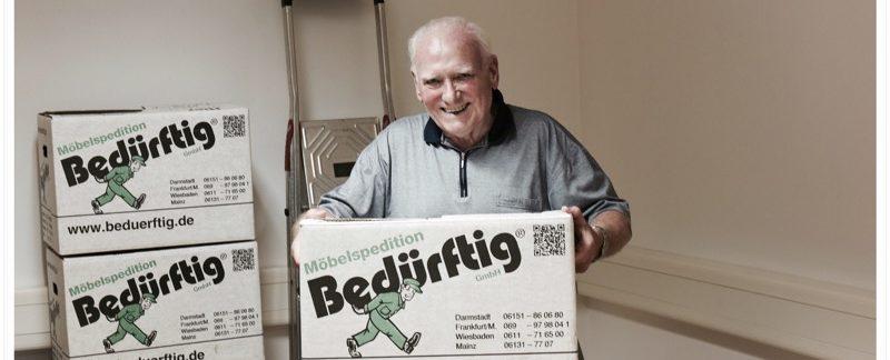 Seniorenumzug mit Bedürftig GmbH